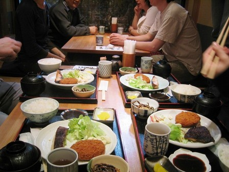 photo: repas du midi