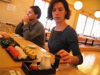 photo: au resto de sushis