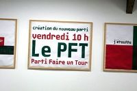Festival de l'affiche de Chaumont, mai 2007.